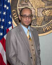 Commissioner Carlos Nelson